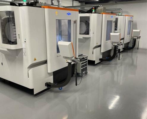 Velocetec Advanced Material Manufacture.